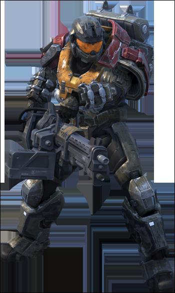 Dans Halo Reach, quel est le nom de Noble 5 ?