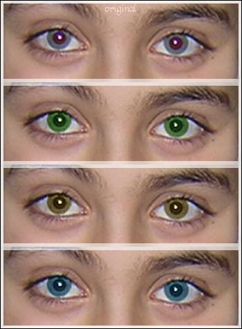 What are they ? ( yeux).