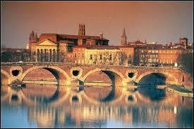 Connue pour sa place rose et ses violettes, c'est la ville de :