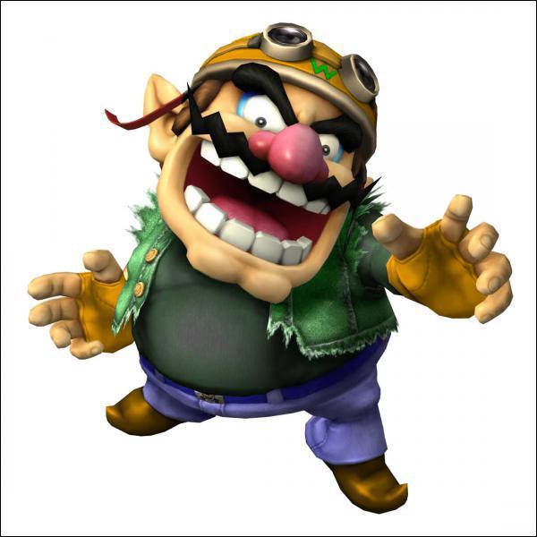 Qui est ce bonhomme pas beau, ennemi juré de Mario ?