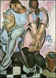 Qui a peint ce portrait de maternité ?