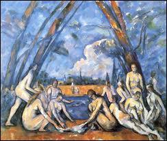 Qui a peint Les baigneuses ?