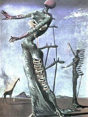 Ce tableau a-t-il été peint par Salvador Dali ?