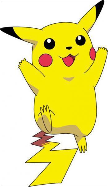 Que font les Pikachu les jours d'orage ?