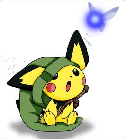 Comment Pichu évolue-t-il en Pikachu ?