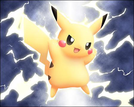 Pikachu peut-il apprendre l'attaque Eclair Fou dans Pokémon Noir et Blanc ?