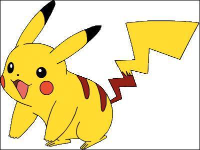 Pikachu est un Pokémon de quelle espèce ?