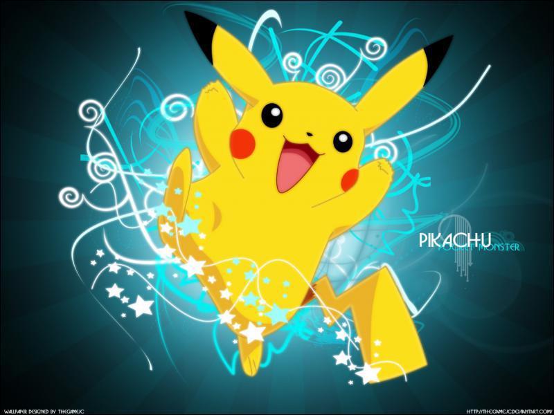 Quel est le nom de Pikachu en japonais ?