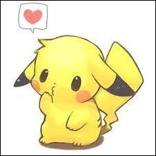 De quelle couleur est Pikachu en forme Shiny ?