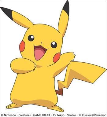 Quel est le numéro de Pikachu dans le Pokédex national ?