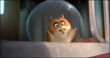 Prénom de ce hamster, que l'on retrouve dans les aventures de Voolt, le chien espion créé par Disney.