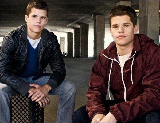 Quels jumeaux interprètent Porter et Preston Scavo ? ( adultes - saison 5... )