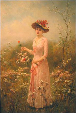 Qui a peint Femme élégante ?