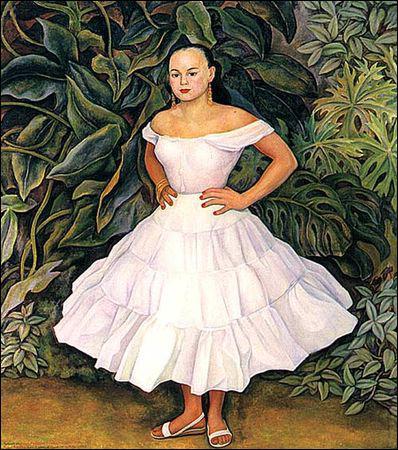 Qui a peint Portrait d'Irène ?