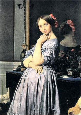 Qui a peint Comtesse d'Haussonville ?
