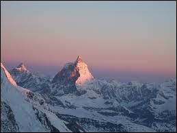 Quel est le plus haut sommet du Valais ?