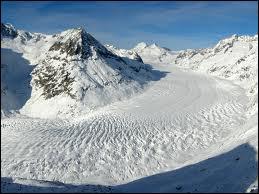 Comment nomme-t-on le plus long glacier du Valais qui est aussi le plus long d'Europe ?