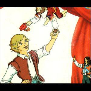 Comment se nomme le jeune apprenti magicien qui entre dans la troupe de théatre dont on suit la tournée, et à travers elle 20 ans d'histoire de France ?