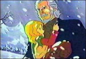 Ce long métrage d'animation fut découpé en 17 épisodes de 5 minutes et diffusé sur FR3 en 1981. Une autre série fut diffusée en 1992 dans le 'Club Dorothée'. Quel est son titre ?