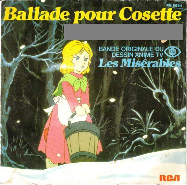 Quelle actrice et chanteuse française, surnommée Marie-Rose par les enfants des années 80, chanta la bande originale de ce dessin animé ?