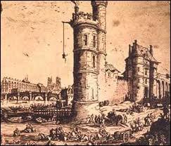 Qu'est-ce que l'affaire de la Tour de Nesle ?
