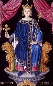 Quel roi règne sur la France lorsque l'auteur débute son roman ?