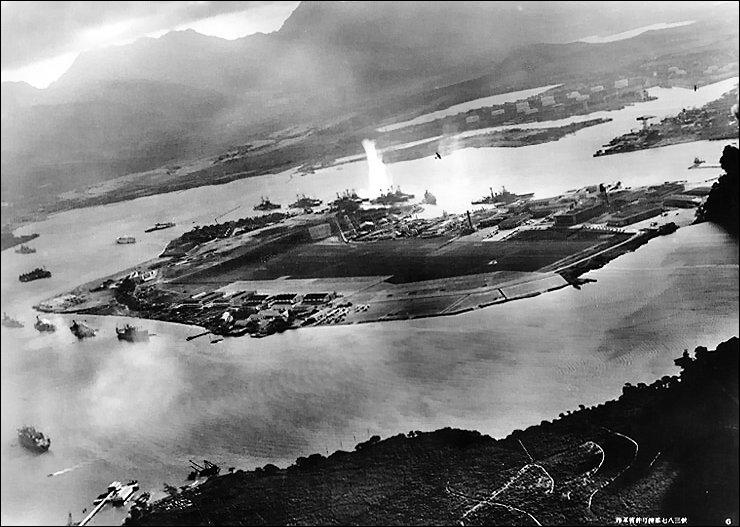 L'attaque du Pearl Harbor est la volonté des Japonais d'anéantir la principale flotte de l'United States Navy. A quelle date cette attaque eut lieu ?