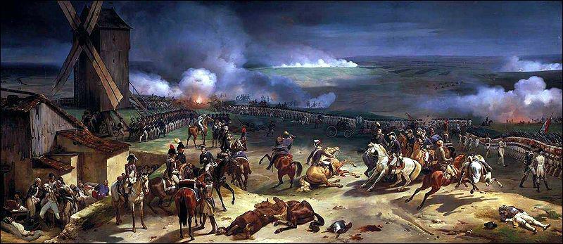 La bataille de Valmy est une canonnade ayant opposé la Prusse et la France à Valmy le 20 septembre 1792, pendant la Révolution française. Combien de victimes a fait cette bataille ?