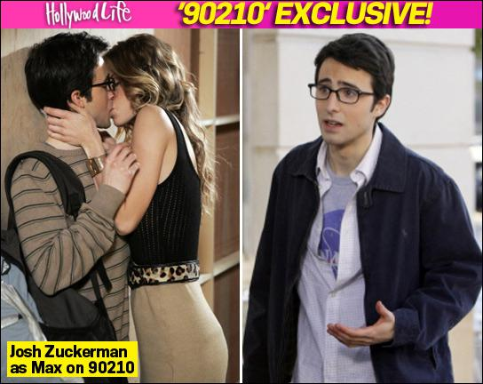 En quoi Naomie se deguise-t-elle pourséduire Max ?