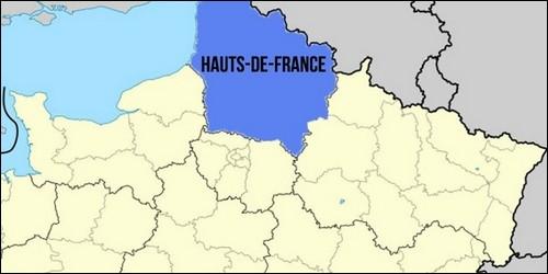 La région est plus grande que la commune.