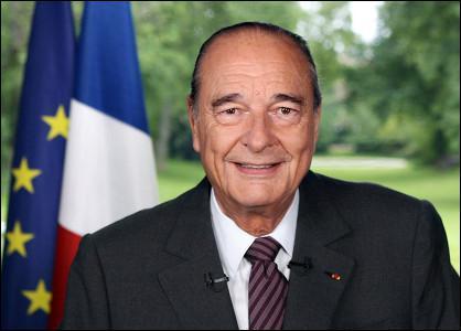 Quelle fonction n'a pas exercé Jacques Chirac ?