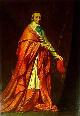 Le cardinal-duc de Richelieu et de Fronsac est un ecclésiastique et homme d'Etat français, pair de France et principal ministre du Roi Louis XIII. Quel était son prénom ?