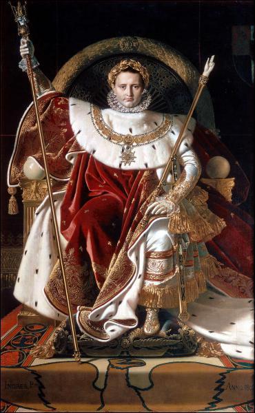 Quelle proposition est fausse parmi celles-ci sur Napoléon Ier ?