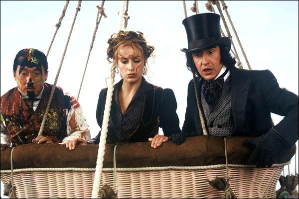 Dans l'adaptation américaine de 2004 où joue Cécile de France, qui interprète le majordome français Passepartout ?