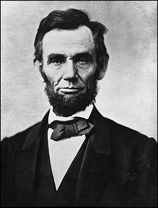 Quelle proposition sur Abraham Lincoln est fausse ?