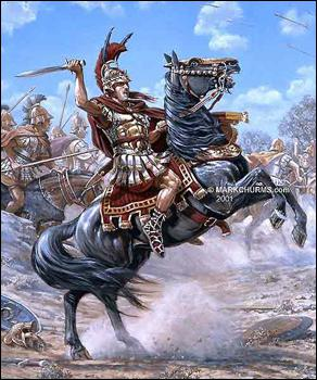 Quel nom a été donné aux généraux succédant à Alexandre le Grand ?