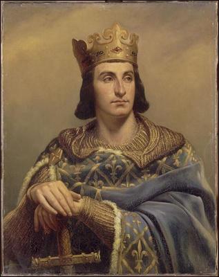 Philippe II dit Philippe Auguste est le septième roi de la dynastie dîte des Capétiens directs. Il est le fils héritier de Louis VII dit le Jeune et de :
