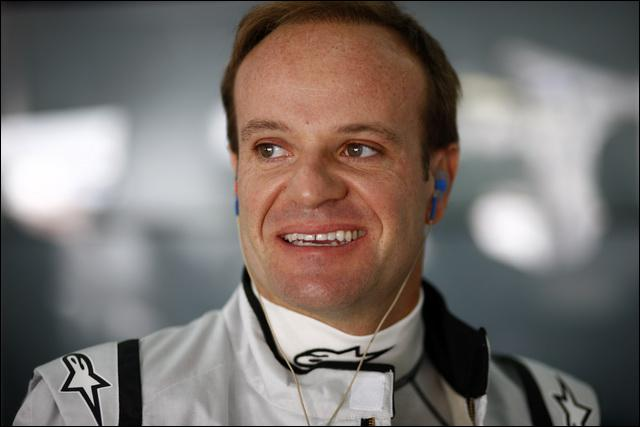 Il était le coéquipier de Jenson Button de 2006 à 2009. Il est vice-champion du monde en 2002 et 2004. Qui est-ce ?