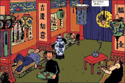 Le Lotus Bleu : quelle livraison par bateau attend Mitsuhirato ?