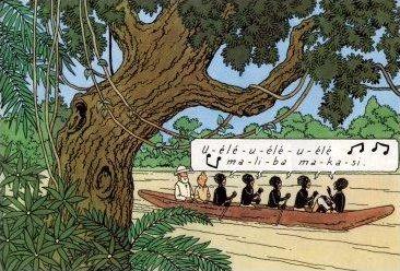 Tintin et compagnie