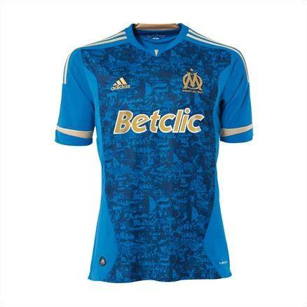 Foot : Nouveaux maillots Ligue 1 - 2011-2012