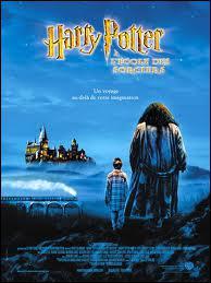 (Dans le 1er film) Qui apprend à Harry qu'il est un sorcier ?