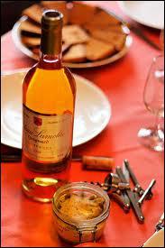 Quel vin recommande-t-on avec le foie gras ?