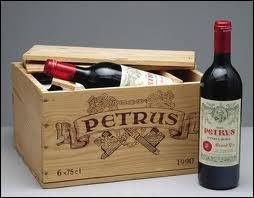 Le célèbre Pétrus est un grand cru de quelle appellation ?