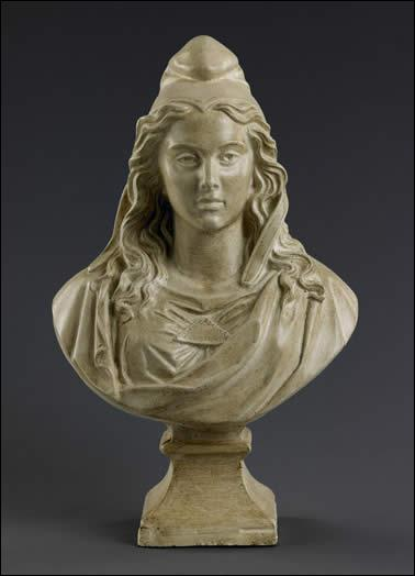 Marianne vient de la contraction de Marie et Anne, prénoms très répandus au XVIIIe siècle en France, et portés par plusieurs reines. Parmi les propositions, laquelle n'est pas un symbole de Marianne ?
