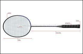 Dans quel sport peut-on retrouver cette raquette ?