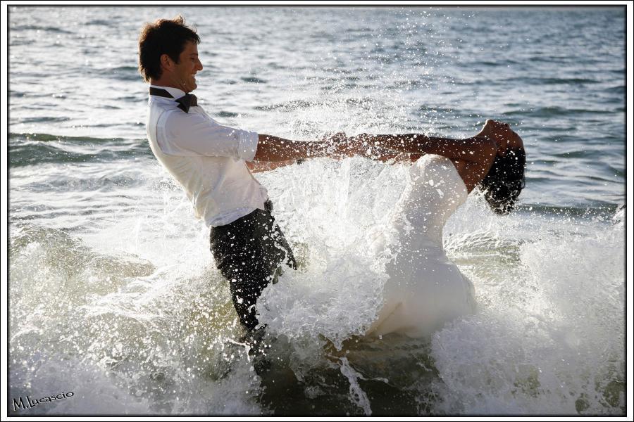 Que font généralement les mariés dans les quelques semaines (ou mois) qui suivent le mariage ?