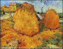 Qui a peint Meules en Provence ?