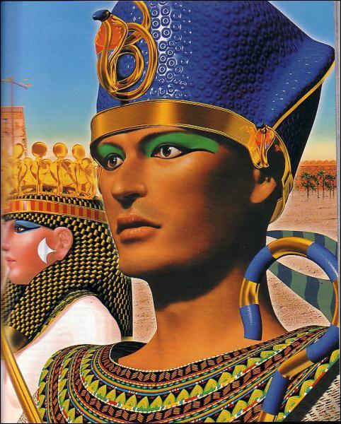 Quand a régné le pharaon Ramsès II ?
