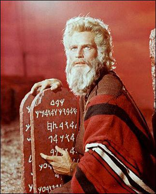Quel épisode biblique se passe sous le règne de Ramsès II ?